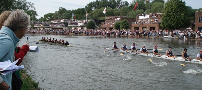 Summer Eights 2011