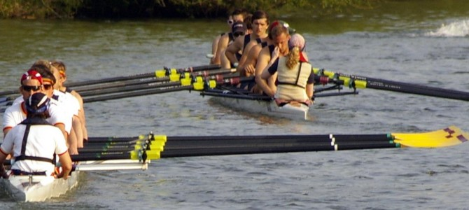 Summer Eights 2012
