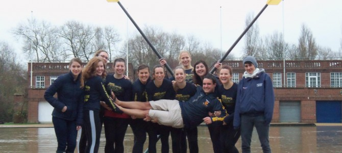 Erg Regatta Replaces Christ Church 2012