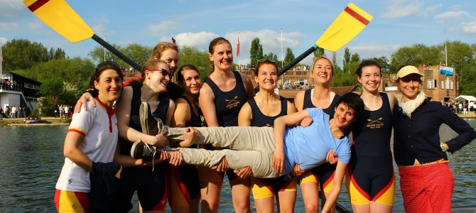 Summer Eights 2013