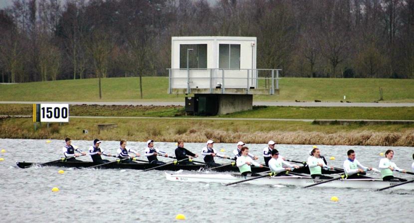 Oxford lightweight men defeat Cambridge (courtesy Trajan Przybylski)