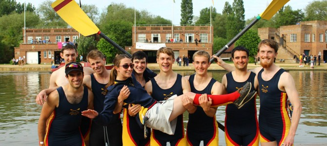 Summer Eights 2014