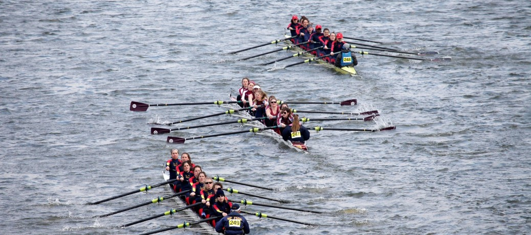 Women's Head of the River Race 2015