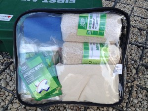 Moderate to Severe Injuries Kit