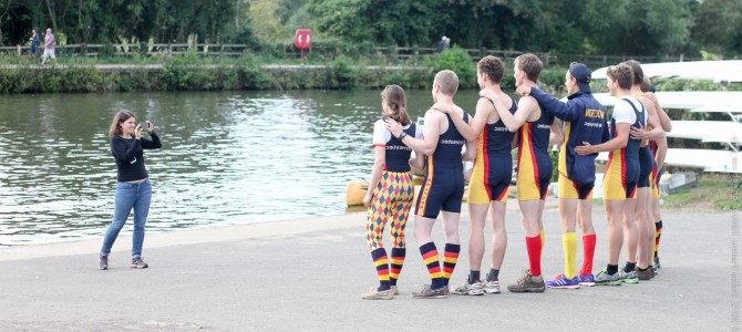 Oxford City Royal Regatta 2015