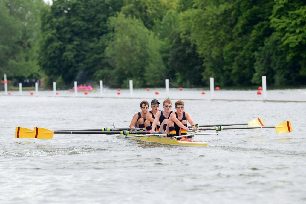 Henley Royal Regatta Qualifiers - Front