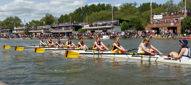 Summer Eights 2015