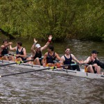 M1 Eights 2010