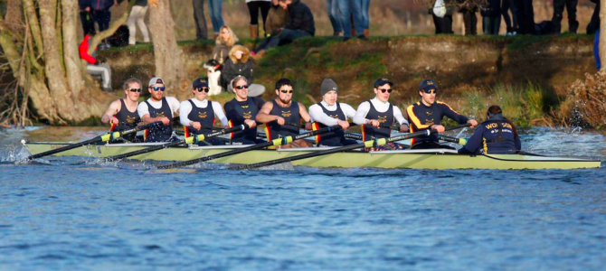 Wallingford Head of the River 2016