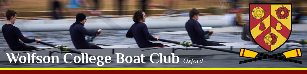 Wolfson College Boat Club, Oxford