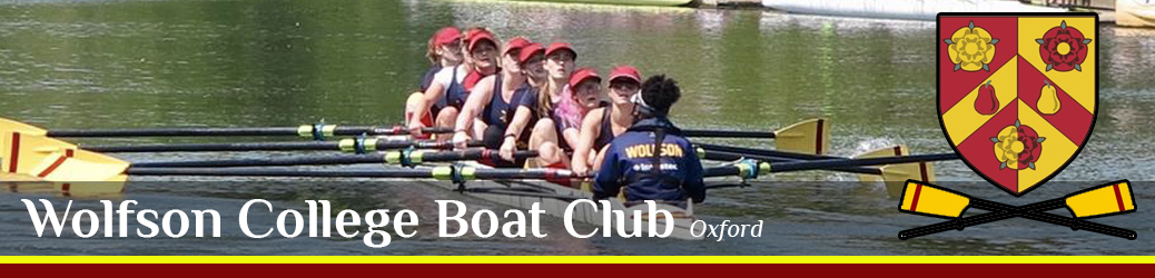 Wolfson College Boat Club, Oxford